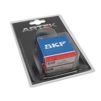 Sada ložidek a gufer ARTEK K1 racing SKF polyamid pro Derbi Senda