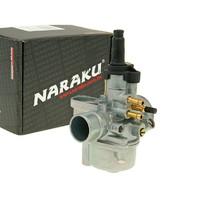 Karburátor Naraku 17,5mm el.sytič Peugeot vertikální